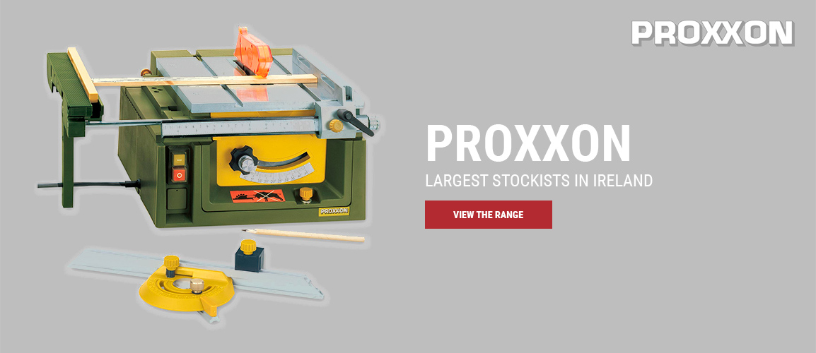 Largest Proxxon stockists in Ireland