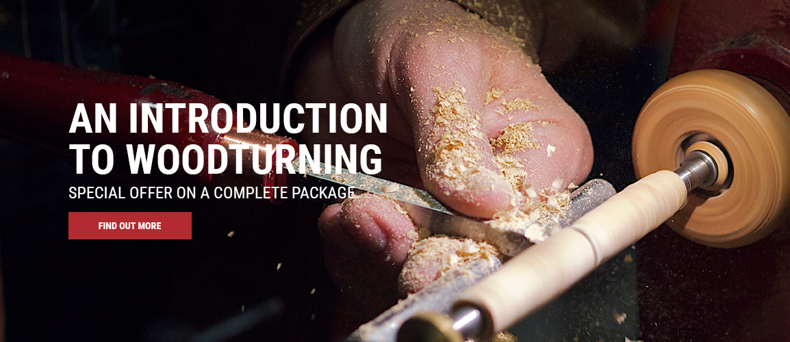 an introduction to woodturning Special offer on a complete package