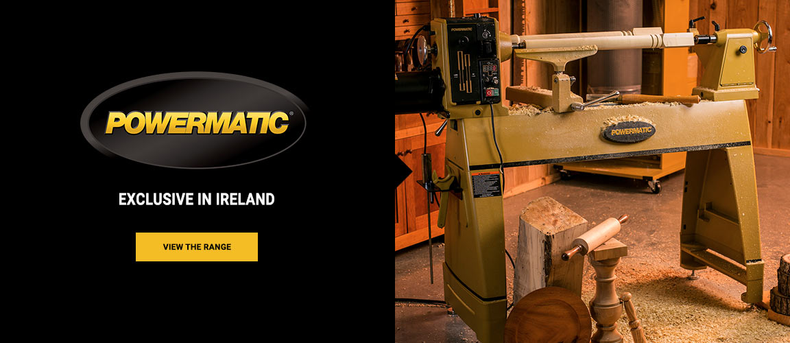 Powermatic stockist in Ireland