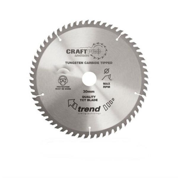 Trend CSB//30072 Craft saw blade 300mm x 72 teeth x 30mm