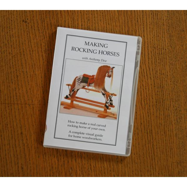 Dvd Making Rocking Horses Available Online The Carpentry Store